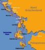 Landkarte - Jonisches Meer